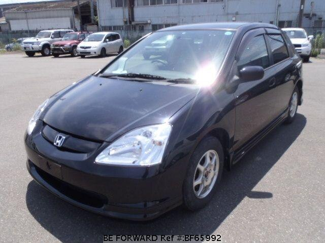 Used 2001 HONDA CIVIC BF65992 for Sale
