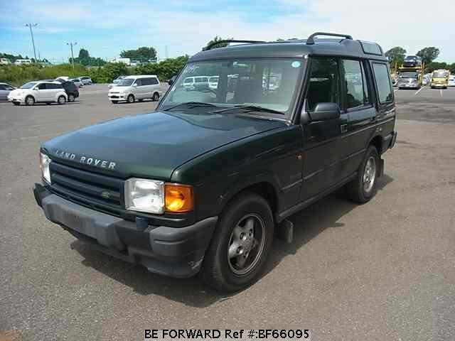 Used 1998 LAND ROVER DISCOVERY BF66095 for Sale