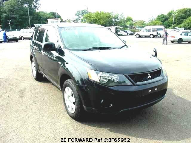 Used 2005 MITSUBISHI OUTLANDER BF65952 for Sale