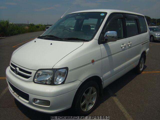 Used 1999 TOYOTA TOWNACE NOAH BF65861 for Sale