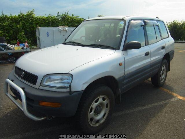 Used 1995 TOYOTA RAV4 BF65902 for Sale
