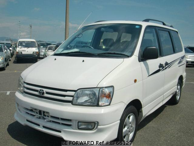 Used 1997 TOYOTA TOWNACE NOAH BF66127 for Sale
