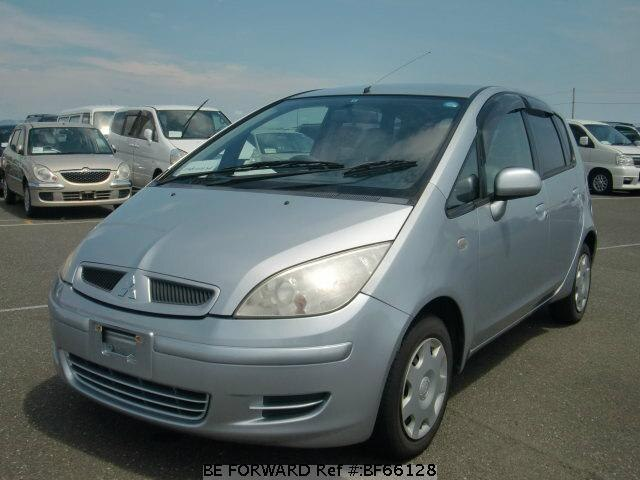 Used 2003 MITSUBISHI COLT BF66128 for Sale