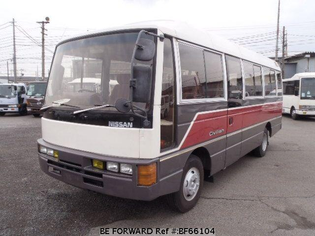 Used 1990 NISSAN CIVILIAN BUS BF66104 for Sale