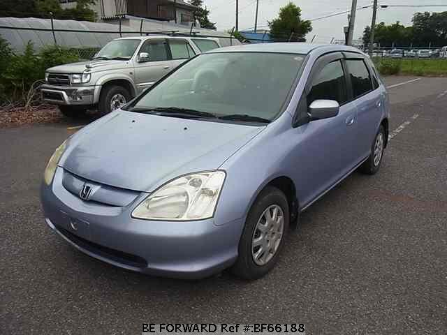 Used 2000 HONDA CIVIC BF66188 for Sale