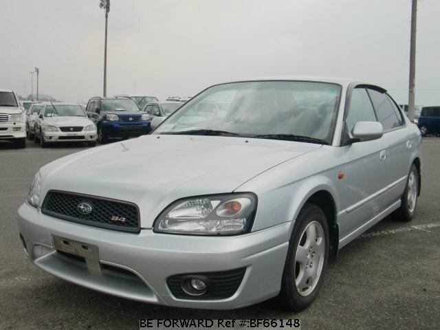 Used 2002 SUBARU LEGACY B4 BF66148 for Sale