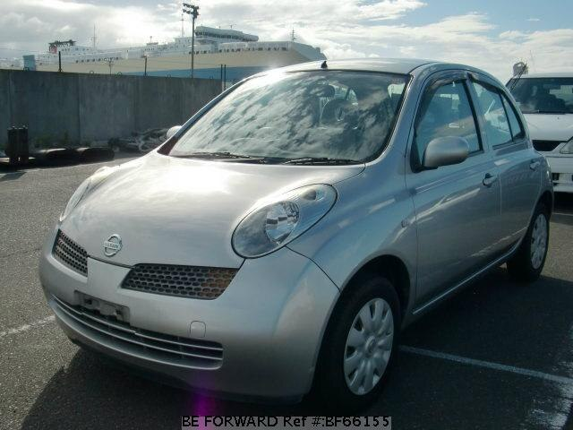 Used 2003 NISSAN MARCH BF66155 for Sale