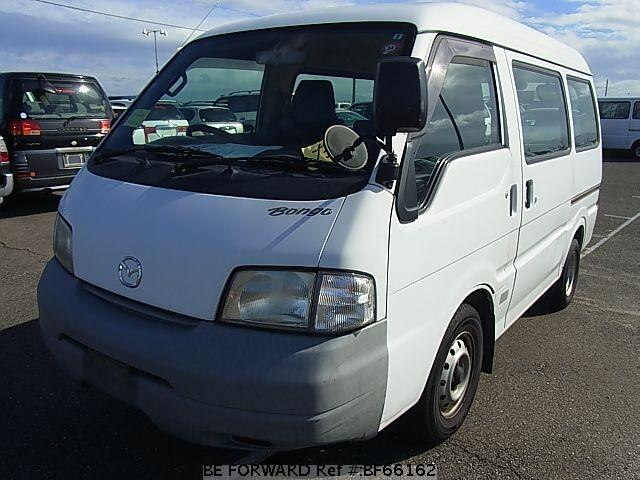 Used 2000 MAZDA BONGO VAN BF66162 for Sale