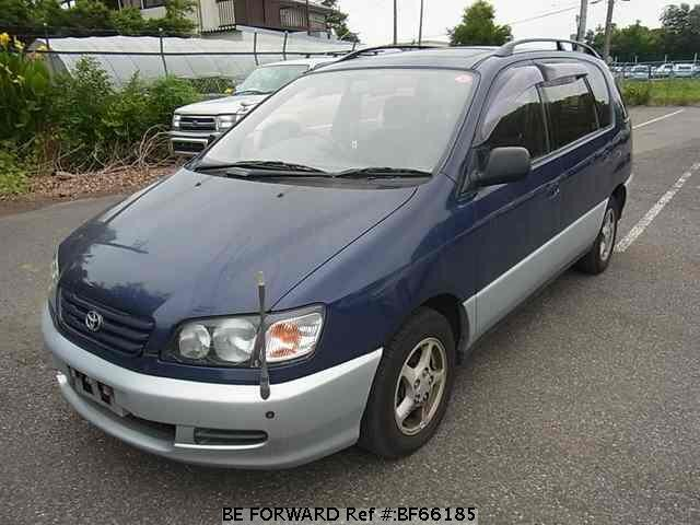 Used 1996 TOYOTA IPSUM BF66185 for Sale