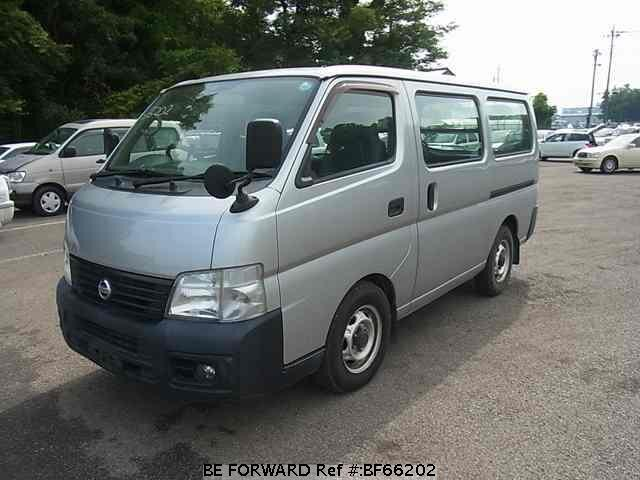 Used 2003 NISSAN CARAVAN VAN BF66202 for Sale