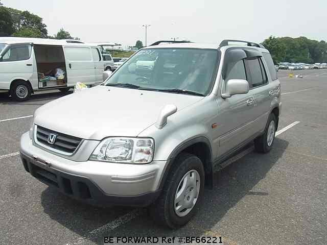Used 1997 HONDA CR-V BF66221 for Sale