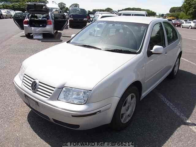 Used 2000 VOLKSWAGEN BORA BF66214 for Sale