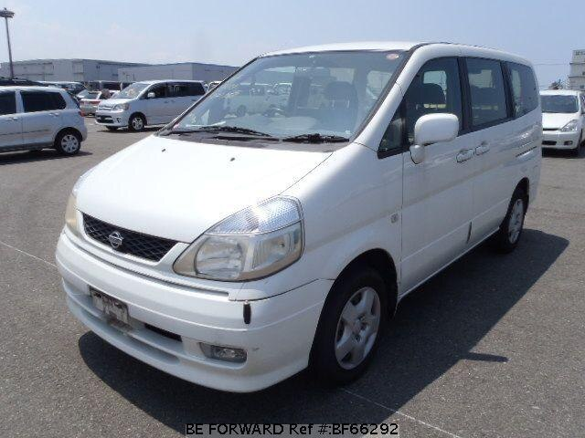 Used 2000 NISSAN SERENA BF66292 for Sale