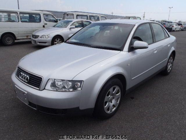 Used 2003 AUDI A4 BF66268 for Sale