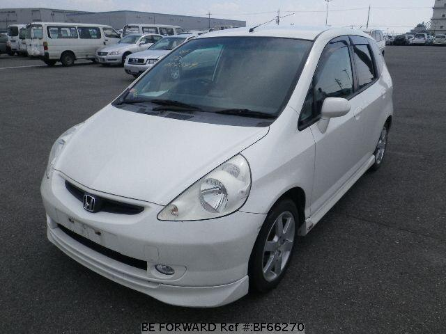Used 2001 HONDA FIT BF66270 for Sale