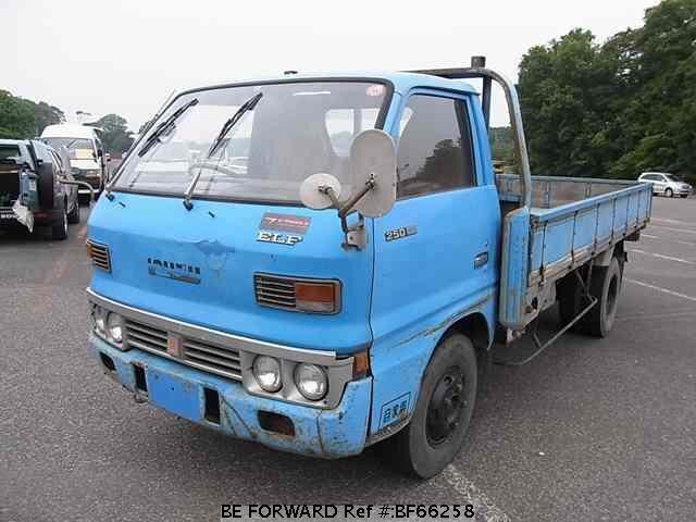 Used 1979 ISUZU ELF TRUCK BF66258 for Sale