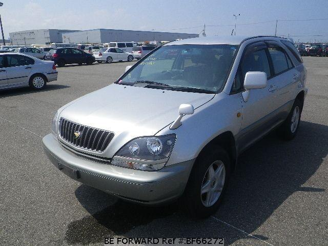 Used 1998 TOYOTA HARRIER BF66272 for Sale