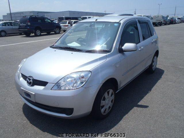 Used 2005 MAZDA DEMIO BF66303 for Sale