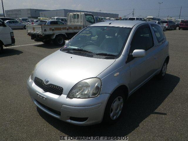 Used 2002 TOYOTA VITZ BF66305 for Sale