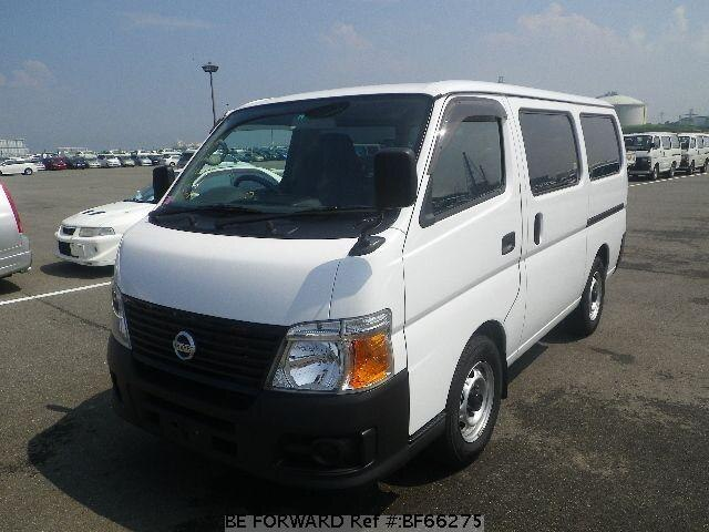 Used 2006 NISSAN CARAVAN VAN BF66275 for Sale