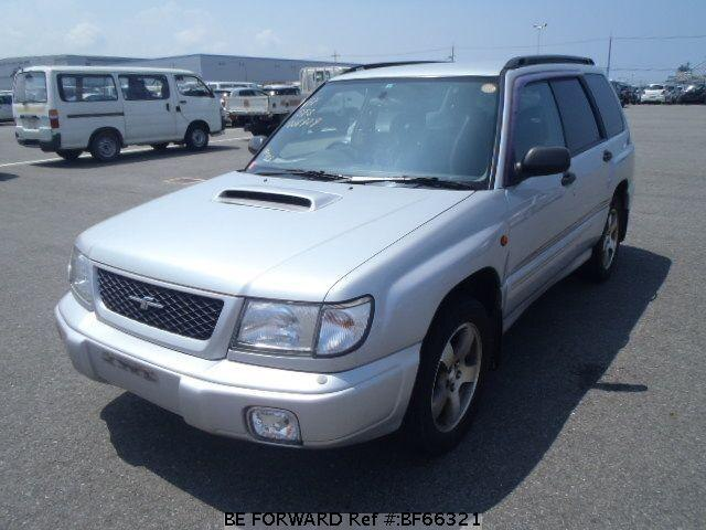 Used 1998 SUBARU FORESTER BF66321 for Sale