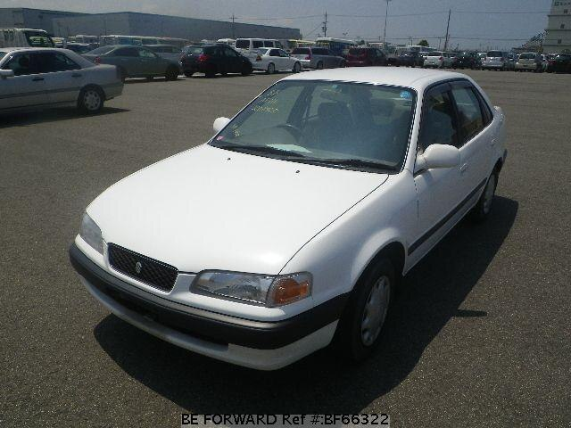 Used 1995 TOYOTA SPRINTER SEDAN BF66322 for Sale