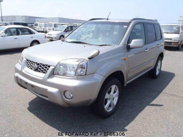 Used 2001 NISSAN X-TRAIL BF66306 for Sale