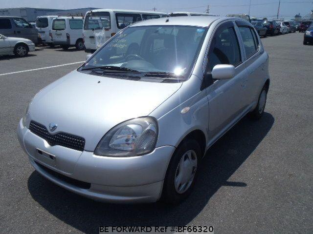 Used 2001 TOYOTA VITZ BF66320 for Sale