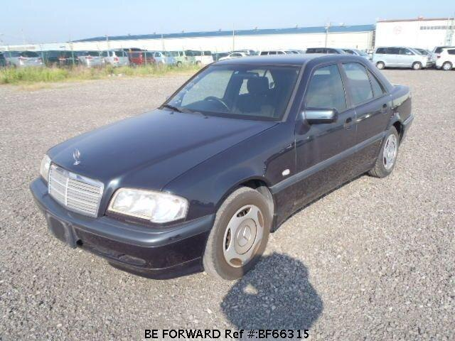 Used 1997 MERCEDES-BENZ C-CLASS BF66315 for Sale