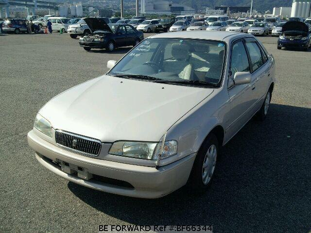 Used 1999 TOYOTA SPRINTER SEDAN BF66344 for Sale