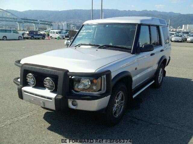Used 2003 LAND ROVER DISCOVERY BF66374 for Sale