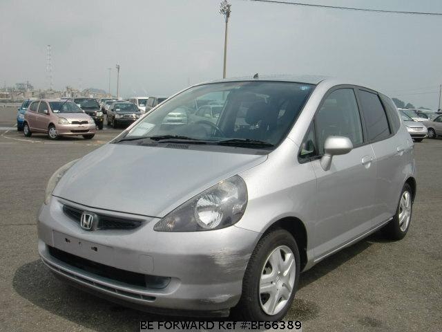 Used 2003 HONDA FIT BF66389 for Sale