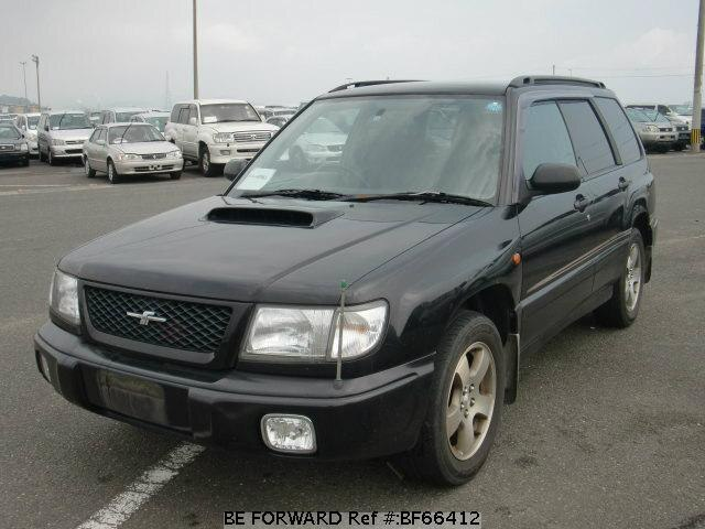 Used 1997 SUBARU FORESTER BF66412 for Sale