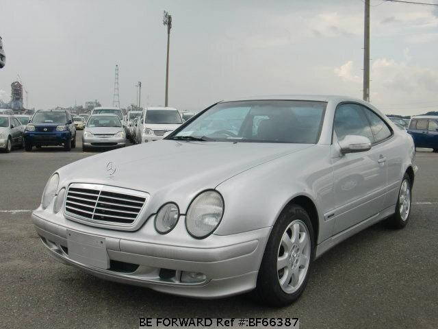 Used 2001 MERCEDES-BENZ CLK-CLASS BF66387 for Sale