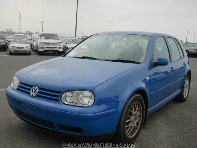 Used 2000 VOLKSWAGEN GOLF BF66397 for Sale