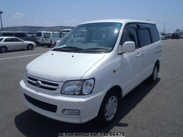 Used 1999 TOYOTA TOWNACE NOAH BF66478 for Sale