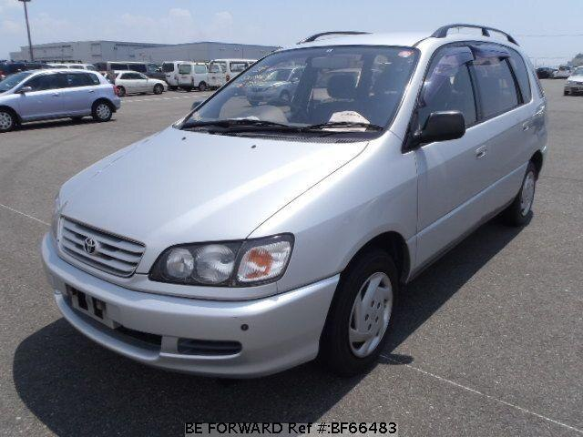 Used 1998 TOYOTA IPSUM BF66483 for Sale