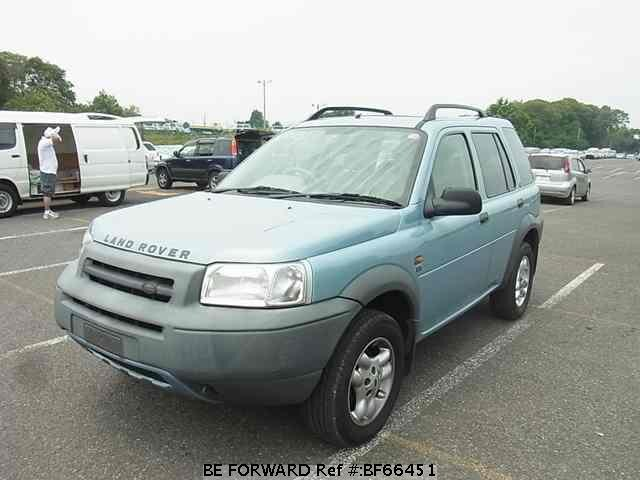 Used 2002 LAND ROVER FREELANDER BF66451 for Sale