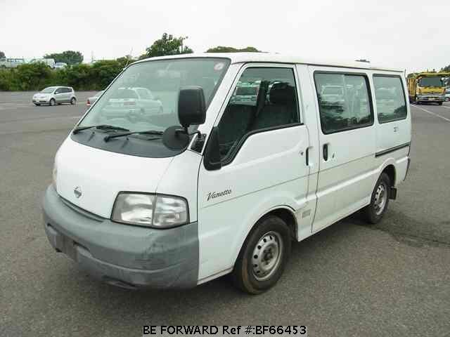 Used 2000 NISSAN VANETTE VAN BF66453 for Sale