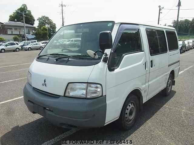 Used 2004 MITSUBISHI DELICA VAN BF66458 for Sale