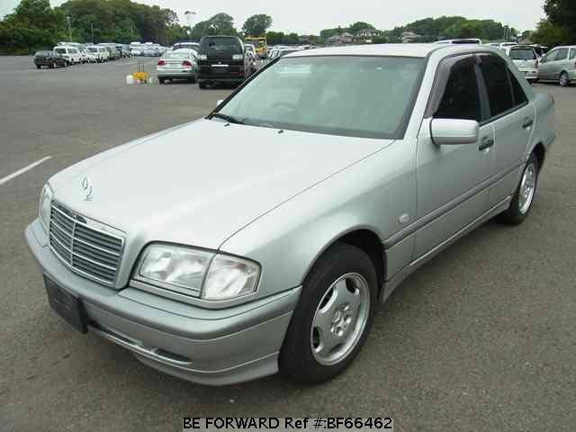 Used 1999 MERCEDES-BENZ C-CLASS BF66462 for Sale