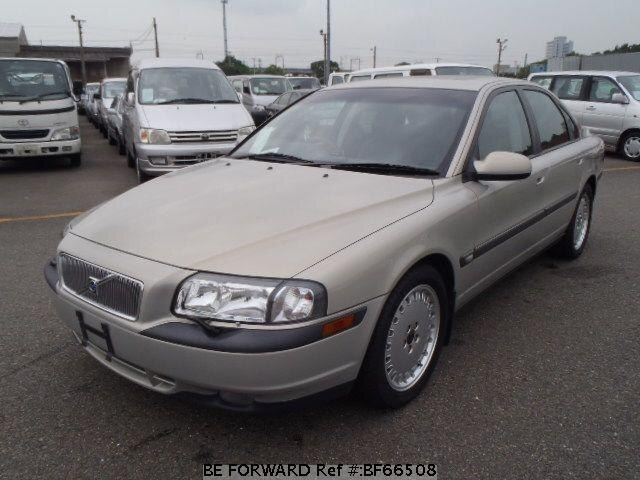 Used 2001 VOLVO S80 BF66508 for Sale