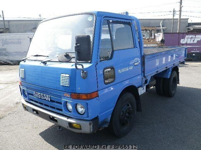 Used 1989 NISSAN ATLAS BF66512 for Sale