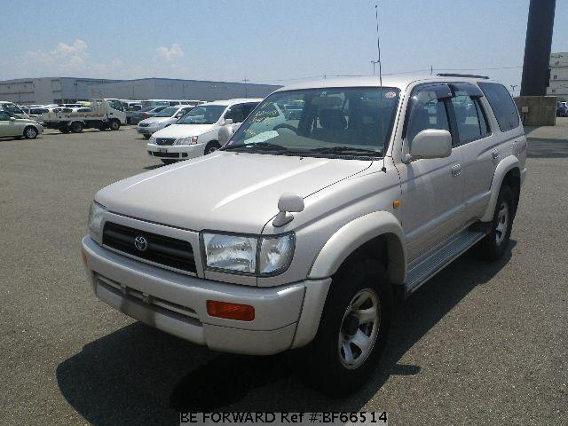 Used 1998 TOYOTA HILUX SURF BF66514 for Sale