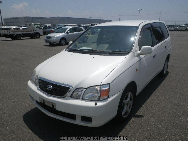 Used 2002 TOYOTA GAIA BF66519 for Sale