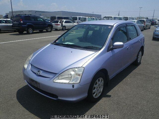 Used 2001 HONDA CIVIC BF66521 for Sale