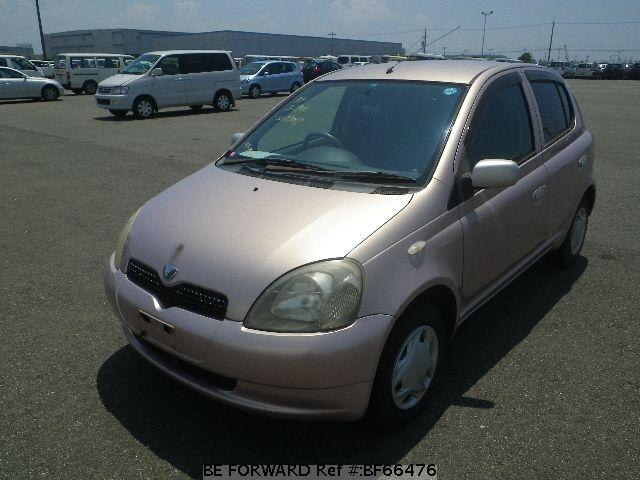 Used 2001 TOYOTA VITZ BF66476 for Sale