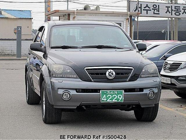 Used 2002 KIA SORENTO IS00428 for Sale