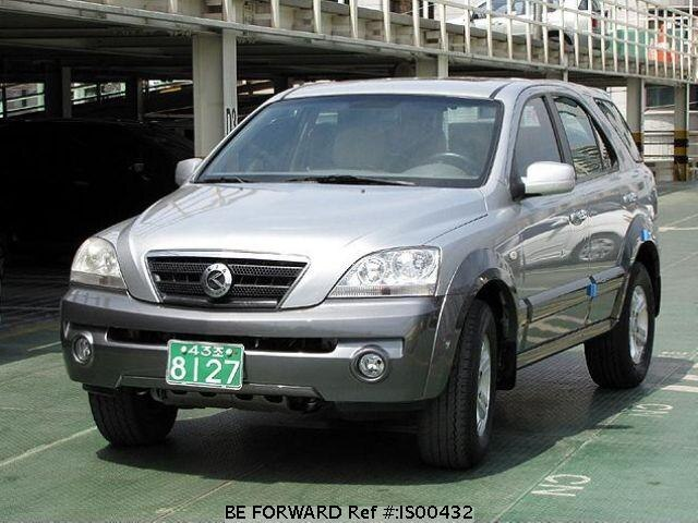 Used 2003 KIA SORENTO IS00432 for Sale