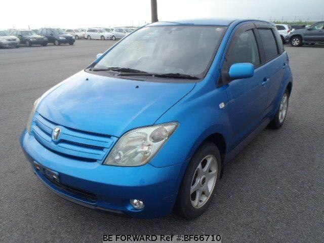 Used 2002 TOYOTA IST BF66710 for Sale